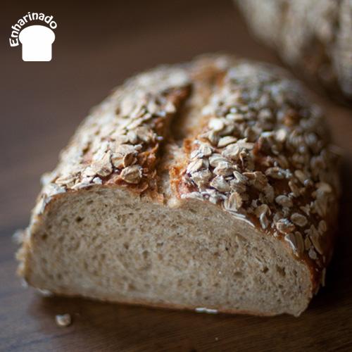 Pan de avena integral - Miga