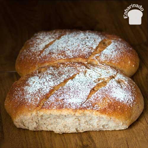 Pan de espelta y papas 2