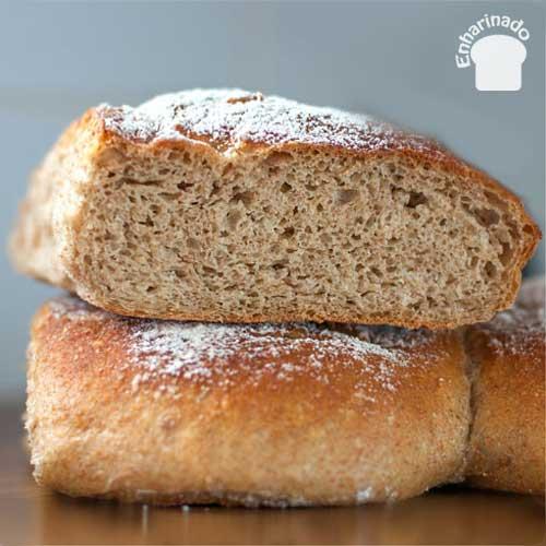 Pan de espelta y papas 4