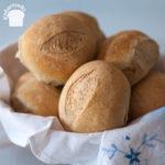 Pancitos de trigo integral