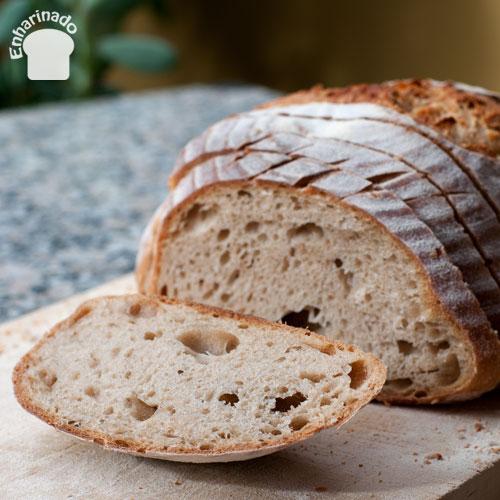 Pan de espelta integral con masa madre4