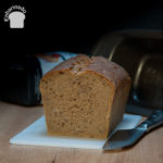 Pan de centeno con semillas