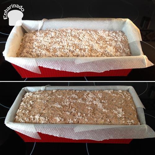 Pan de espelta 5 semillas - Fermentación