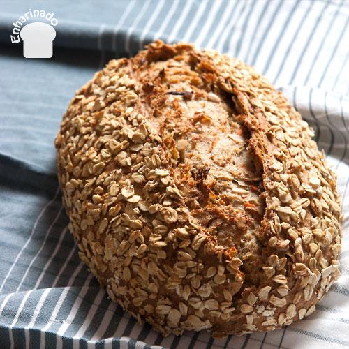 Pan de zanahoria Portada