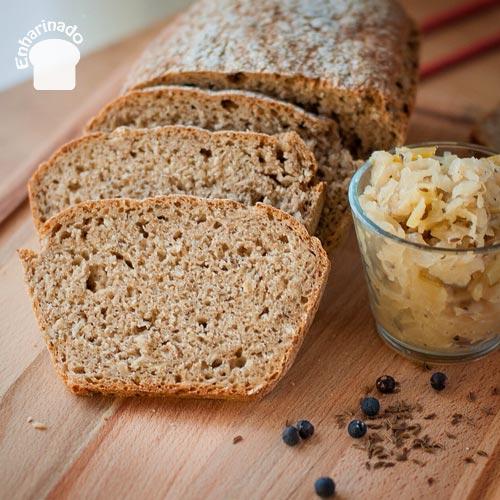 Pan de col agria o chucrut