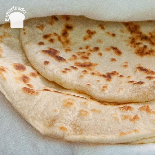 Tortillas de trigo