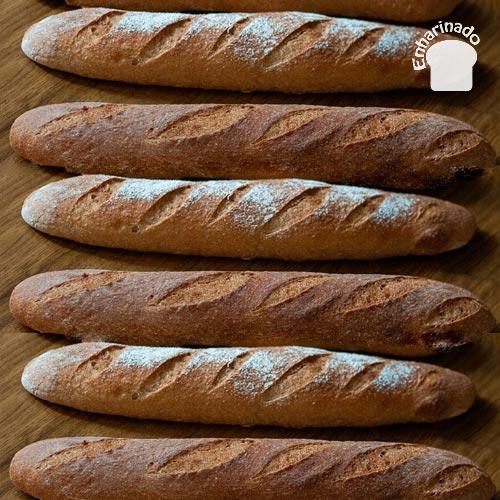 Baguettes de espelta integral