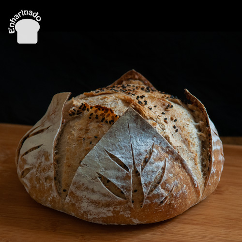 Pan encamisado
